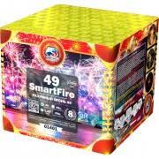 """Фейерверк Разумный огонь 49 / Smart Fire 49 (1,25"""" х 49)"""