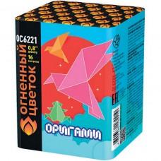 "Фейерверк Оригами (0,8"" х 16)"