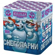"""Фейерверк Снегопарни (0,8"""" х 25)"""