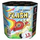 "Фейерверк + фонтан Флеш / Flash (1,2"" х 13)"