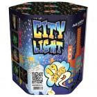 "Фейерверк + фонтан Огни большого города / City light (1,2"" х 19)"