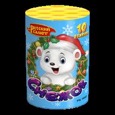 "Фейерверк Снежок (0.8"" х 10)"
