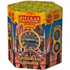"Фейерверк Кремлевские куранты (1,2""х19)"