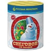 "Фейерверк Снеговой (0,8"" х 10)"