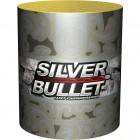 "Фейерверк + фонтан Сильвер Буллит / Silver Bullet (1"" х 10)"