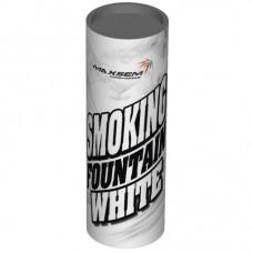 Дымовой фонтан - белый (1 шт)