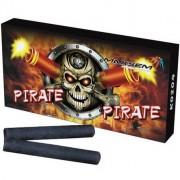 Петарды Корсар-4 Pirate / Пират (упаковка 12 шт)