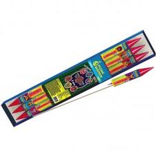 Ракеты Ассорти (упаковка 6 шт)