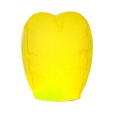 Небесный фонарик Бриллиант желтый