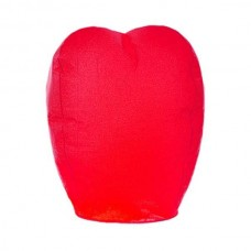 Небесный фонарик Бриллиант красный