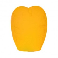 Небесный фонарик Бриллиант оранжевый