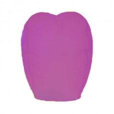 Небесный фонарик Бриллиант фиолетовый