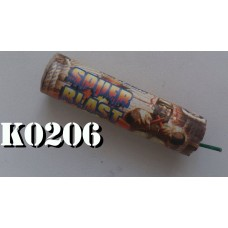 Петарды Корсар-6 / Super Blast (упаковка 6 шт)