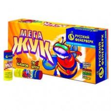 Наземный фейерверк Мега жук / Супер жук (упаковка 6 шт)