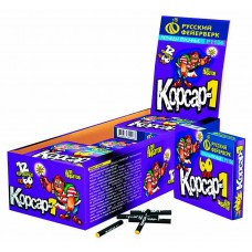Петарды Корсар 1 (упаковка 60 шт)