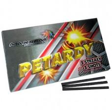Петарды Корсар-3 / Petardy (три хлопка) (упаковка 50 шт)