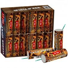"""Петарды """"Крэйзи робот"""" / Crazy Robot (упаковка) (упаковка 12 шт)"""