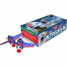Летающий фейерверк Истребитель (упаковка 6 шт)