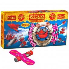 Летающий фейерверк Майский жук (искры, треск) (упаковка 6 шт)